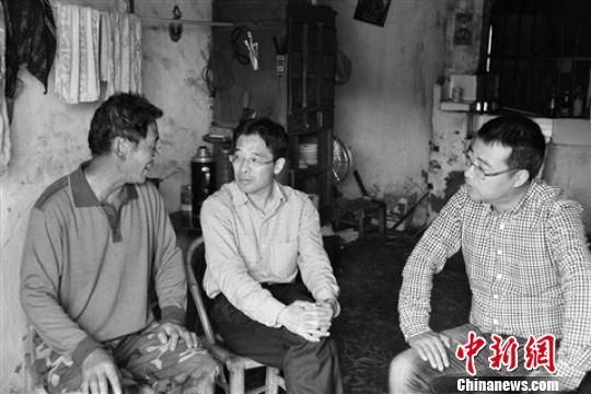 """浙江嵊泗""""第一书记""""在行动"""