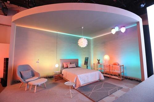 调调科技发布智能电灯 用照明构建家庭物联网中心